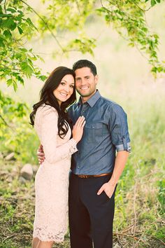 Good engagement picture ideas and poses by Alixann Loosle Photography. West end girl