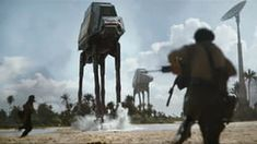 Rogue One deleted scene
