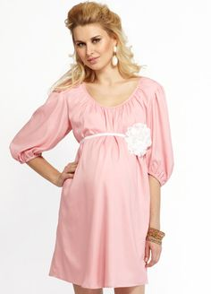 More Of Me   Pink Baby Shower Dress. Gorgeous X