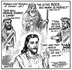 Founded in The mission of SermonIndex is the preservation and propagation of classical Biblical preaching and the promotion of Christ-centered revival to this generation. Christian Cartoons, Old Time Religion, Understanding The Bible, Jesus Art, Lion Of Judah, Bible Knowledge, Jesus Is Lord, Faith Quotes, Christian Quotes
