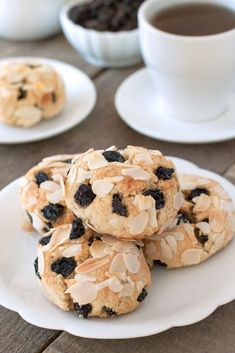 Gluten-Free Blueberry Scones