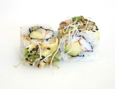 Ebi Aguacate Maki.Kimoshi. Restaurante Japonés en Alicante
