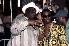 Image result for sean combs and biggie small Sean Combs, Captain Hat, Couple Photos, Couples, Image, Fashion, Couple Shots, Moda, Fashion Styles