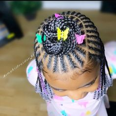 Sweet Cornrows For Cute Little Girls - - Hey parents, are you searching for cornrows for little girls. Try the braids, beads and some magnificient, patterns, styles and designs for the ebony kids. Cornrows For Little Girls, Little Girl Braid Styles, Kid Braid Styles, Braids For Kids, Girls Braids, Cute Little Girls, Sweet Girls, Cornrow Styles For Kids, Toddler Braids