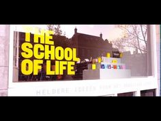The School of Life - How to Worry Less About Money - YouTube