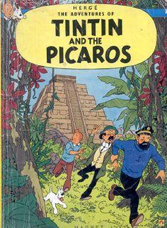 Free download Pdf files: Tintin and the Picaros