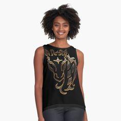 Promote | Redbubble 3d, Tank Tops, Women, Fashion, Moda, Halter Tops, Fashion Styles, Fashion Illustrations, Woman