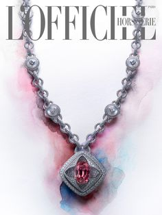 Officiel by Charles Helleu Jewelry Ads, Gems Jewelry, High Jewelry, Statement Jewelry, Gemstone Jewelry, Jewelery, Vintage Jewelry, Jewelry Accessories, Jewelry Design