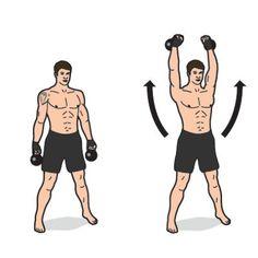 Tom hardys warrior workout