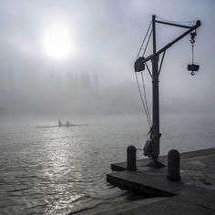 Torino nella nebbia, effetto straordinario