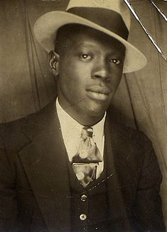 vintage pictures of african americans | Men's Style Accessories: Hats, Watches, and Sunglasses | The Art of ...