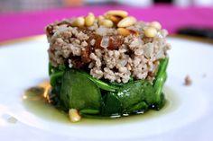 Libanese spinazie (glutenvrij, lactosevrij, sojavrij)