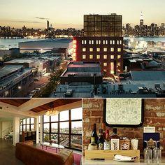 10 Favorite Things: Brooklyn's Wythe Hotel