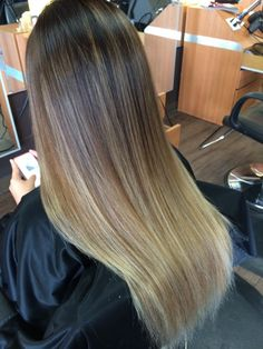 dark ash blonde balayage ombre - Google Search