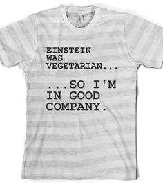 Einstein - Vegan Shirts - Skreened T-shirts, Organic Shirts, Hoodies, Kids Tees, Baby One-Pieces and Tote Bags