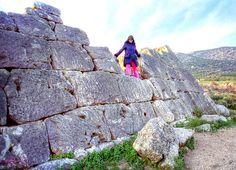 The16 Pyramids of Argolis, Greece