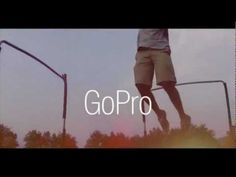 GoPro: Trampoline Tricks (Slow-Motion) HD  GoPro Slow Motion Trampoline video edit of my cousin killing it.   We are looking to expand to this video at some point. If you like the GoPro, then you will like this trampoline edit. Please Like this video and subscribe.  Portfolio: http://soberdash.com/  Music By:  https://twitter.com/alldayrecess