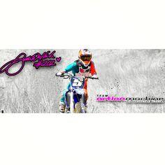 #brookewhitlock #racesdirtbikes #offroadvixens #sponsored #girlsgetdirtytoo! www.offroadvixens.com