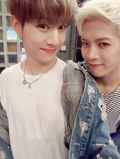 Mark and Jackson//GOT7