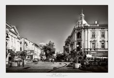 Streets of Radom.Poland