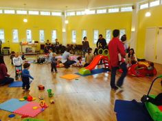 Playgroup begins again on 2 September 2016  For babies & toddlers aged 0-4 years