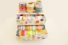 Studio Stories: Mt/Washi Tape Collection