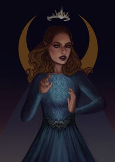 To the stars who listened, Feyre wip by dianulala