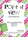 Point of View Handouts (Common Core) product from Mrs-Jacobs-Class on TeachersNotebook.com