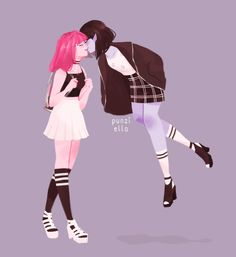 ✨ adventure time | princess bubblegum x marceline | bubbline