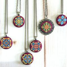 Cross Stitch Borders, Cross Stitching, Cross Stitch Patterns, Beaded Embroidery, Cross Stitch Embroidery, Hand Embroidery, Palestinian Embroidery, Cross Stitch Collection, Brazilian Embroidery