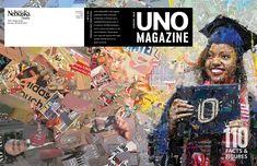 Charis Tsevis - Editorial Illustration 2018-2019 #Cover #Magazine #Photocollage #Photomosaic #Collage #Education