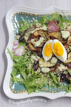 Busy in Brooklyn » Blog Archive » Roasted Veggie Quinoa Salad
