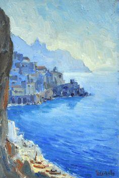Lucibello Ignazio (Amalfi 1904 – Roma 1970 ) Amalfi