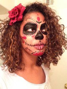 Forgot to post this. #Halloween #Makeup