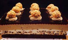 Recept Dort Twilight s chutí cappuccina Sweet Recipes, Cake Recipes, Czech Recipes, Food Cakes, Pavlova, Oreo, Twilight, Food And Drink, Cooking Recipes