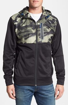 The North Face 'Denoff' Hooded Jacket available at #Nordstrom