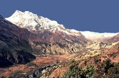 Tibet: Upper Marsyangdi Valley