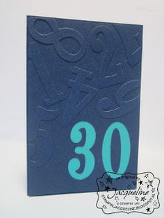 Stampin' Up!  by Stampin Jacqueline: Number of Years Stamp a Stack workshop