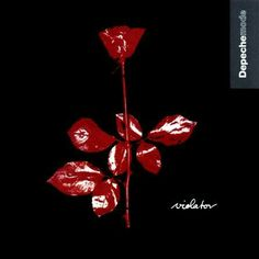 """Depeche Mode: Album: Violator: """"World in My Eyes"""" """"Sweetest Perfection"""" """"Personal Jesus"""" """"Halo"""" """"Waiting for the Night"""" """"Enjoy the Silence"""" """"Interlude – Crucified"""" """"Policy of Truth"""" """"Blue Dress"""" """"Interlude """"Clean"""" Iconic Album Covers, Greatest Album Covers, Cool Album Covers, Music Covers, Martin Gore, Enjoy The Silence, Joy Division, Coldplay, Captain Beefheart"""