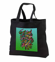 """DYLAN SEIBOLD - LINE ART - SURREAL COW - Tote Bags Be the first to review this item   Price:$31.04 Sale:$28.74 + $5.93 shipping You Save:$2.30 (7%) Size:   In Stock. Get it as fast as Oct. 11 - 14. Ships from and sold by 3dRose LLC. 100% cotton twill. Dual cotton web handles (19.5"""") Custom image affixed to durable, heavy-duty cotton twill material. Jumbo tote available in black only. Standard tote available in black or denim."""