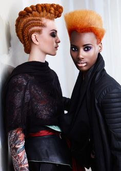 Hair: Ladies and Gentleman Salon