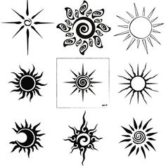 Search inspiration for a Minimal tattoo. Simple Sun Tattoo, Sun Tattoo Small, Small Tattoos, Sun Tattoo Designs, Tattoo Design Drawings, Henna Designs, Sun Tattoos, Body Art Tattoos, Future Tattoos