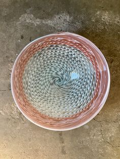 Brown glass plate