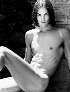 """""""Claudio"""" by Greg Gorman from """"In Their Youth"""""""