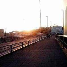 夕陽 午後からいいお天気になりました #空 #夕空 #夕陽 #夕日 #夕焼け #冬 #夕暮れ #黄昏 #ちょっと暑かった #sky #skyline #evening #afternoon #sunset #sunshine #winter #season #twilight #landscape #town #street #scene #instaoftheday #photooftheday #picoftheday
