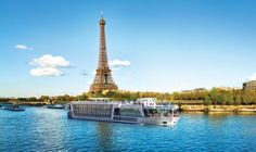 Cruise the spectacular Seine River in France, aboard the MS AmaLyra with APT.