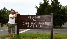 Cape May State Point (New Jersey)