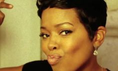 Short, Sassy & Sexy: Malinda Williams' YT channel on styling short hair. http://naturallymoi.com/category/hair/