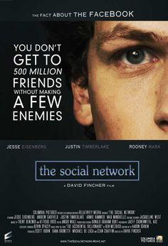 Mark Zuckerberg Dünyaynın En Genç Milyarderi ve Facebook'un Kurucusu. Onu Zengin Yapan Hikaye İse Filmimizde..
