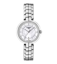 Tissot Flamingo Ladies Watch. - Geeves Jewellers - suppliers of watches and jewellery, London